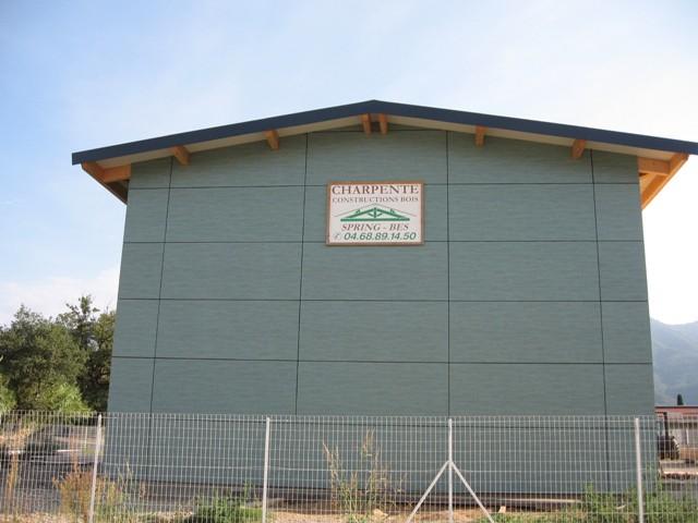 Notre atelier - Villelongue dels Monts - 2011