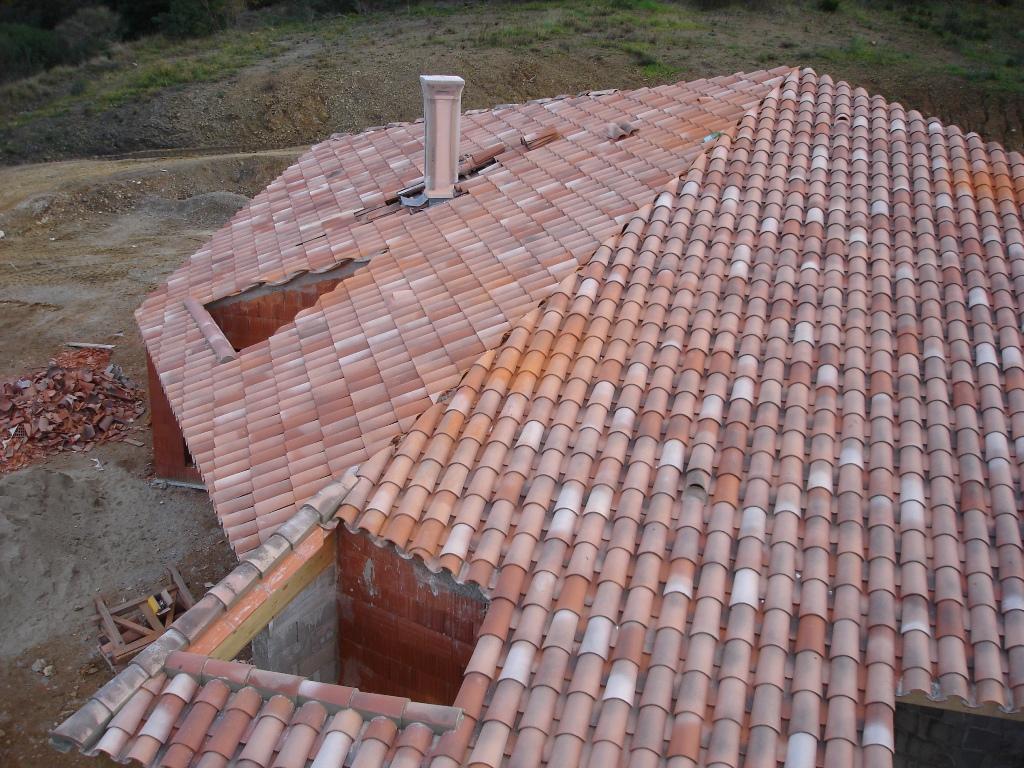 Couverture villa - Le Boulou - 2006